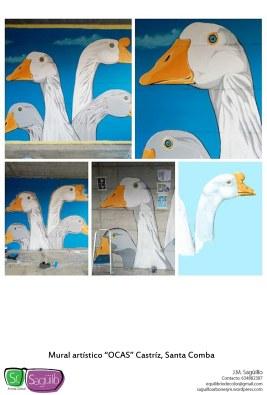 Mural Ocas