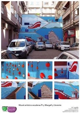 Mural_Estacleras